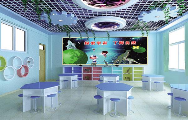 利津县第一实验学校实验室